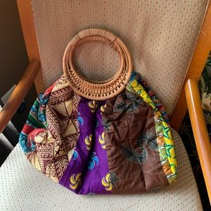 Handbags - Hand Made African Purse